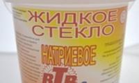 """Жидкое стекло ВТВ"""" 1,3кг"""""""
